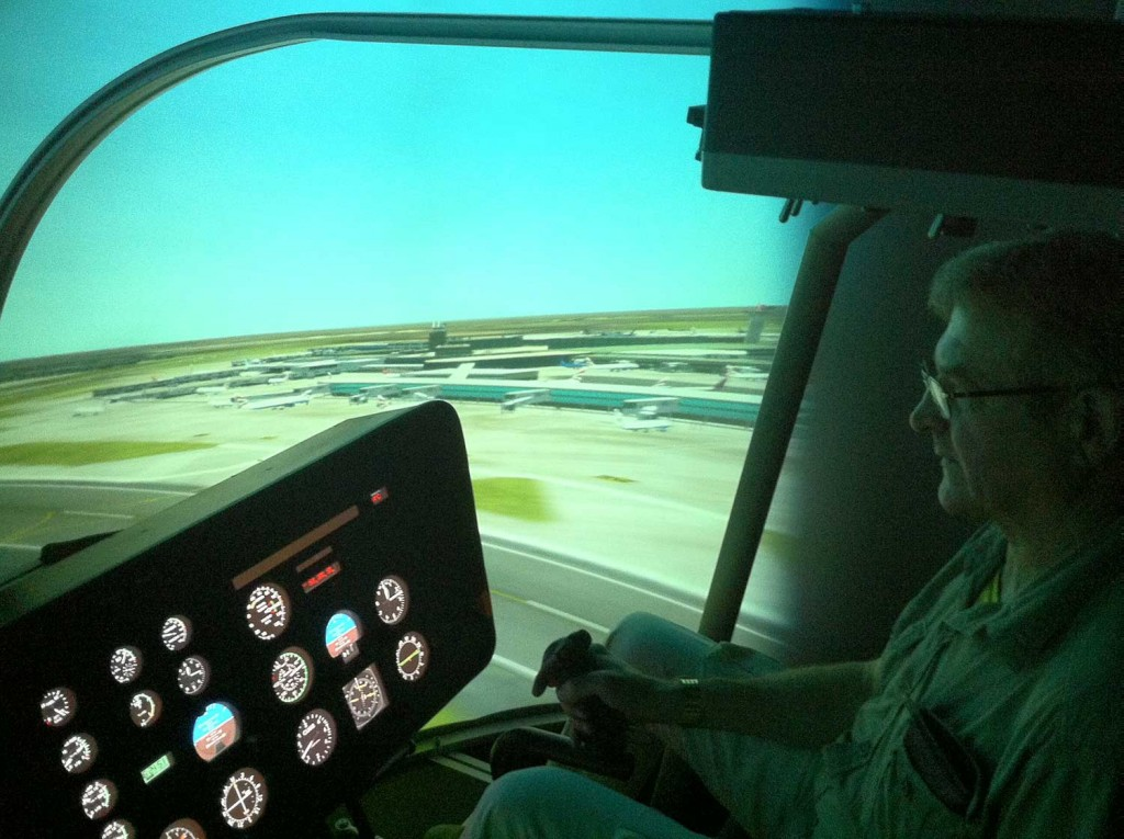 Helicopter Simulator gifts in Yprkshire
