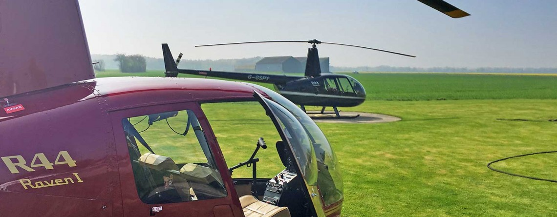 Yorkshire Helicopter Pleasure Flights