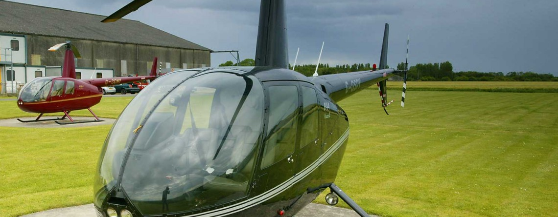 The Robinson R44 – Why We Use It For Helicopter Training