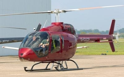 New Addition: The Bell 505 Helicopter