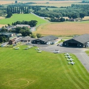 Sherburn in Elmet flight experience
