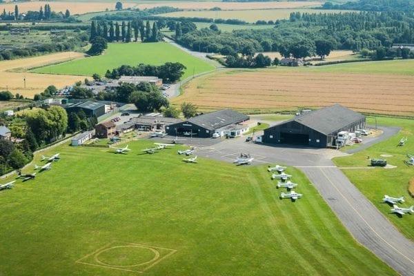 Sherburn in Elmet flight experience
